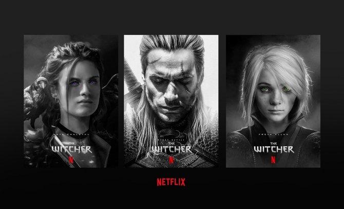 Ведьмак Netflix