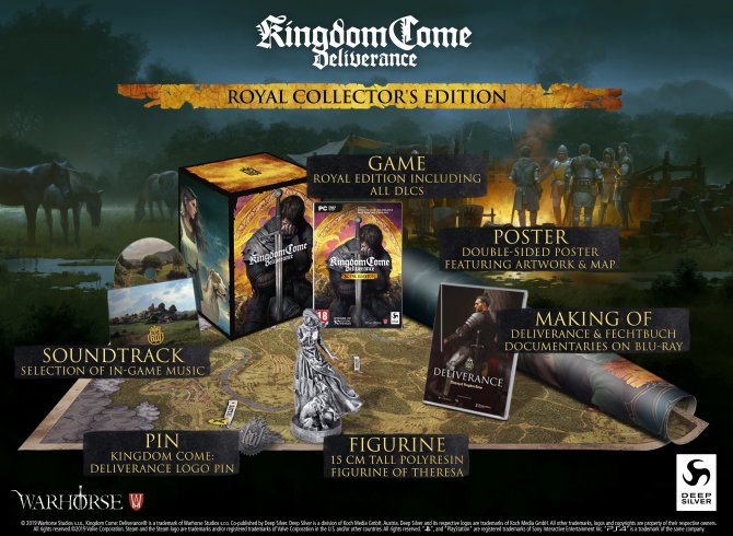 KCD: Royal Collector's Edition