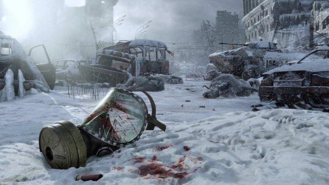 Metro: Exodus картинка зима