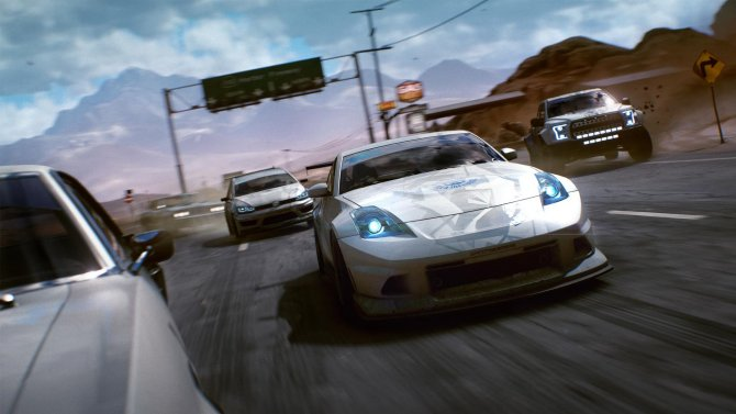 Need for Speed картинка