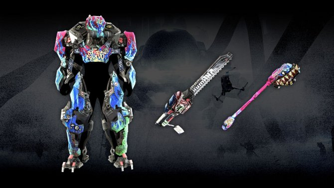 The Surge 2 URBN Gear Pack картинка