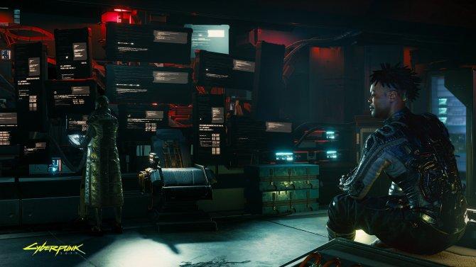 Cyberpunk 2077 картинка