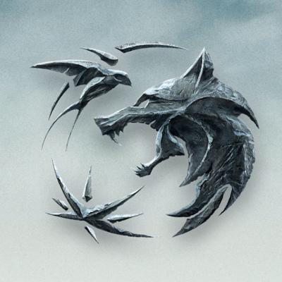 Ведьмак Сериал Лого