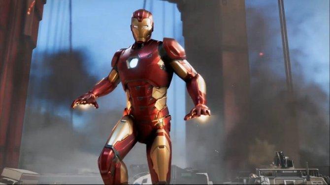Немного деталей о Marvel's Avengers с San Diego Comic-Con