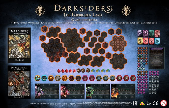 Darksiders: The Forbidden Land сборка
