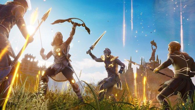 Assassin's Creed Odyssey Fate of Atlantis картинка