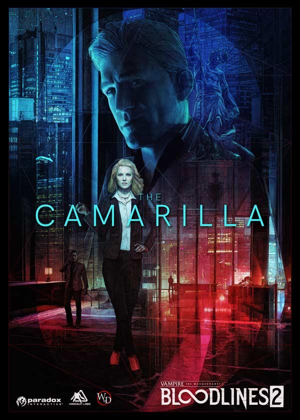 Представлена вторая фракция Vampire: The Masquerade - Bloodlines 2 — Камарилья