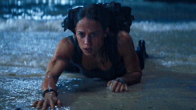 Продолжение фильма Tomb Raider выйдет в 2021 году