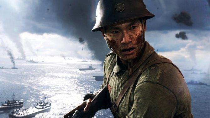 Battlefield V Пятая глава картинка