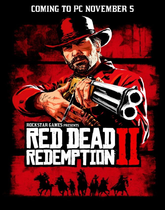 Red Dead Redemption 2 Картинка PC