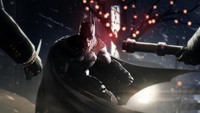 Batman: Origins картинка
