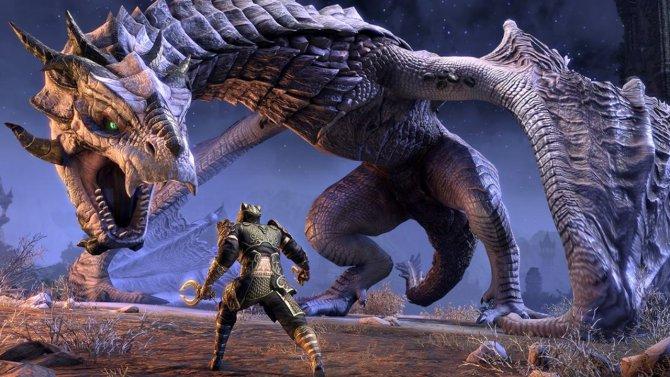 Бесплатная неделя The Elder Scrolls Online