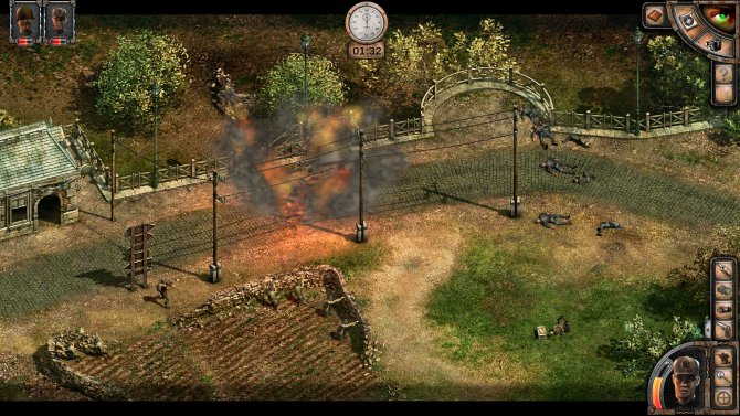 Commandos 2 HD-Remaster картинка