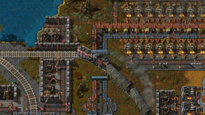 Factorio картинка