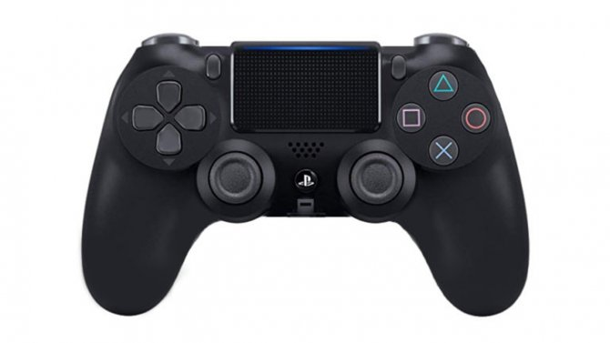 Макет контроллера PlayStation 5 от старателей