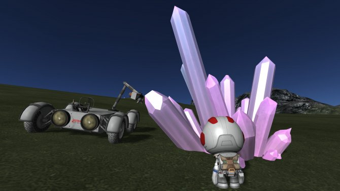 Kerbal Space Program Breaking Ground DLC картинка