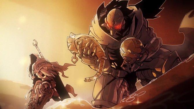 Darksiders Genesis картинка