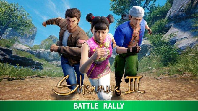 Shenmue III Battle Rally DLC картинка
