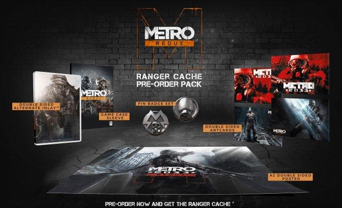 Metro Redux NSwitch Pre-Order картинка