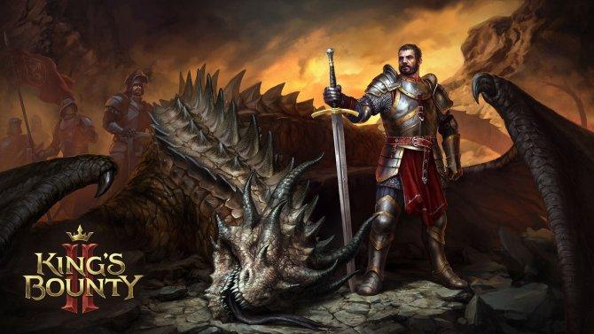 King's Bounty II Айвар картинка