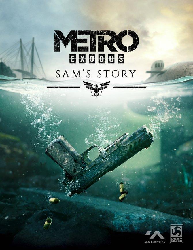 Metro: Exodus Sam's Story DLC картинка