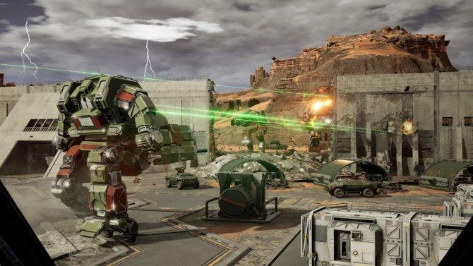 MechWarrior 5: Mercenaries картинка