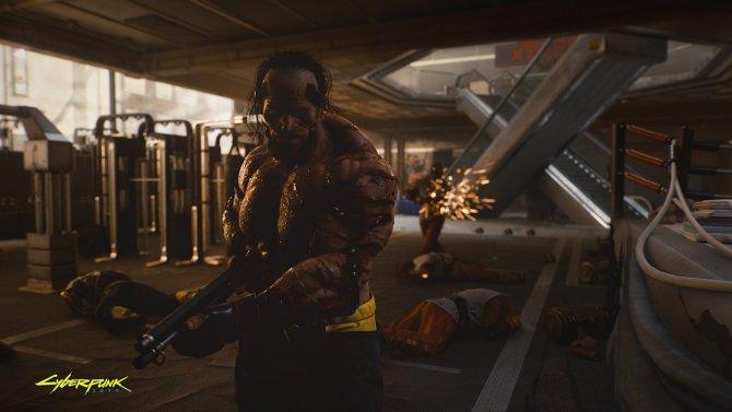 Cyberpunk 2077 новый скриншот