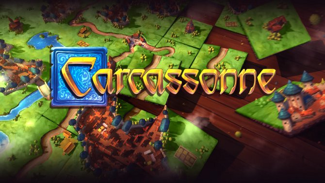 Carcassonne картинка