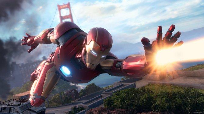 Marvel's Avengers картинка