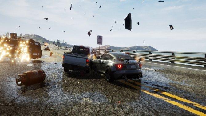 Dangerous Driving картинка