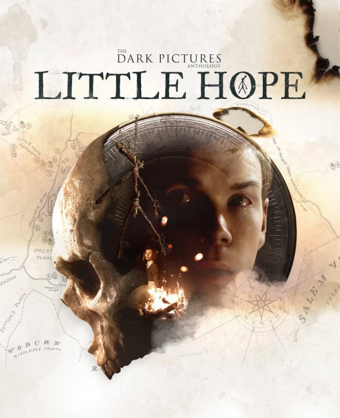 The Dark Pictures: Little Hope картинка 5