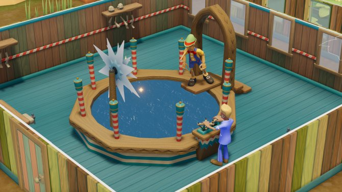 Two Point Hospital DLC Off The Grid картинка