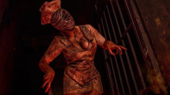 Konami отрицает слухи о Silent Hill