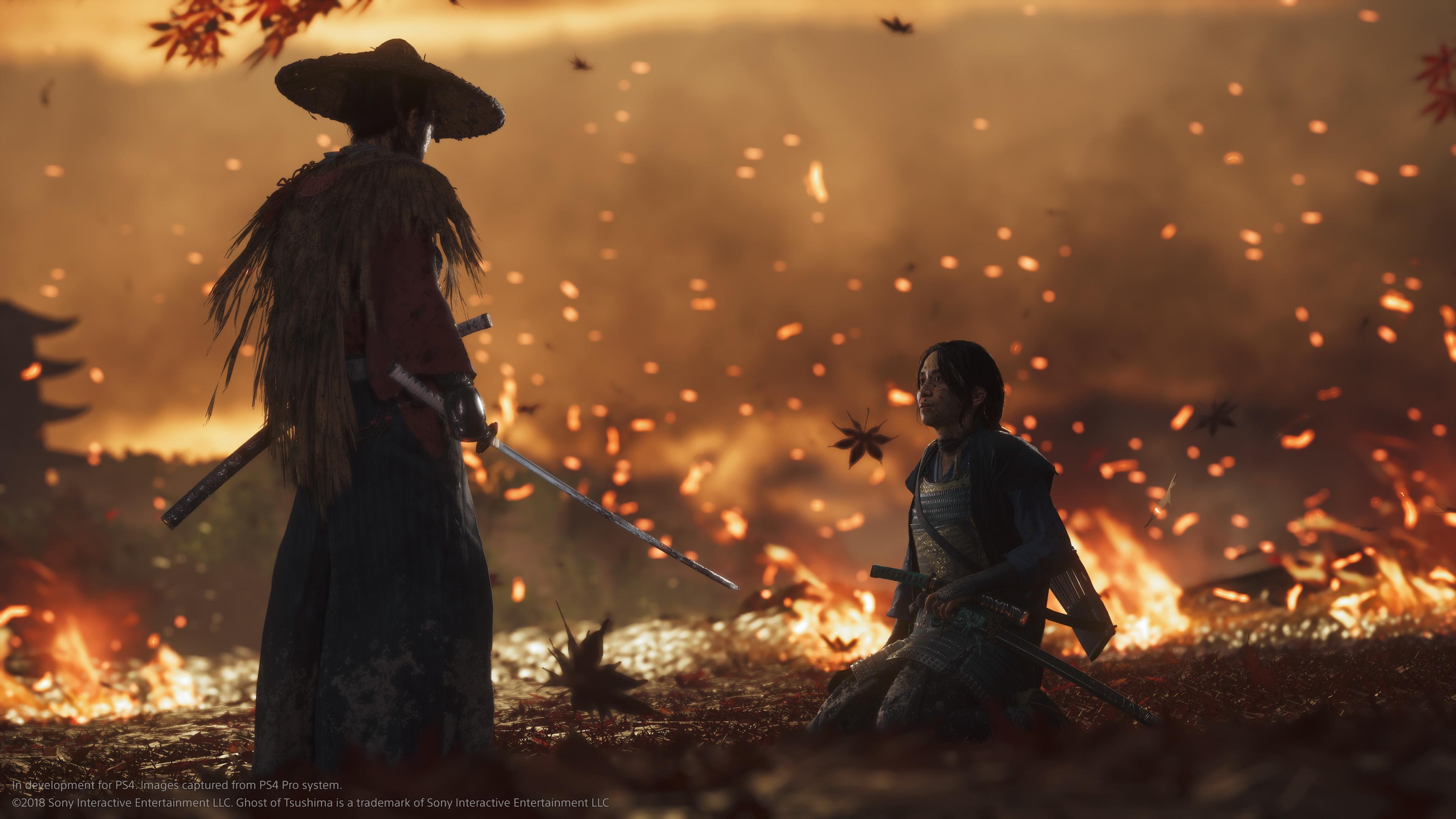 The Last of Us: Part II и Ghost of Tsushima получили новые даты релиза