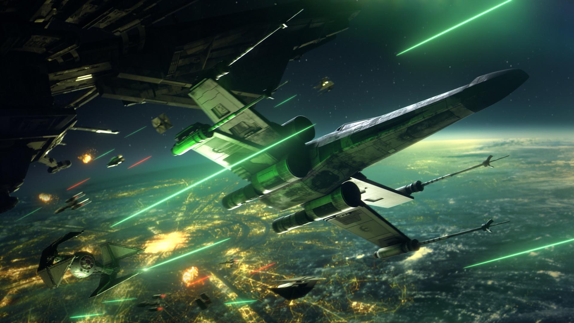 Анонс и системные требования Star Wars: Squadrons