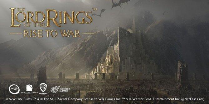 Анонсирована новая мобильная игра по вселенной Lord of the Rings