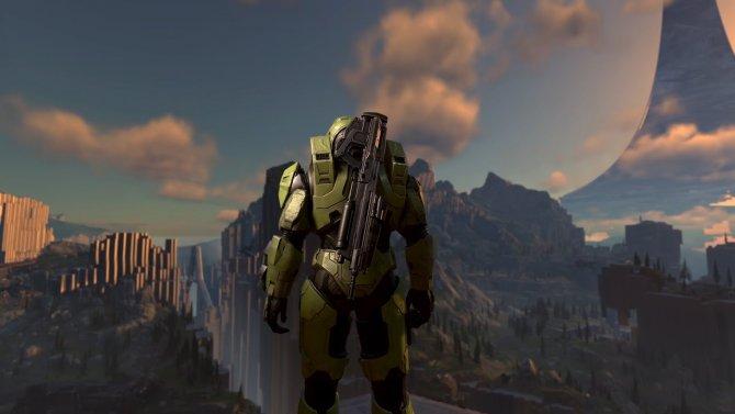 Halo: Infinite станет платформой для будущих игр серии