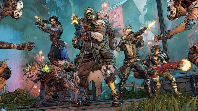 Borderlands 3 выйдет на PS5 и Xbox Series X