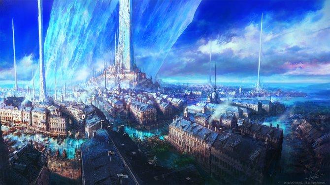 Первые детали Final Fantasy XVI
