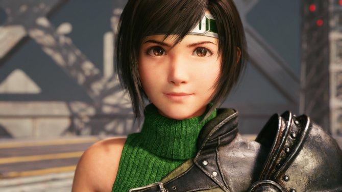 Final Fantasy 7 Remake Intergrade - детали DLC с Юффи