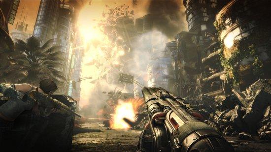 Bulletstorm - превью игры