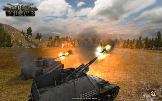 World Of Tanks - превью игры
