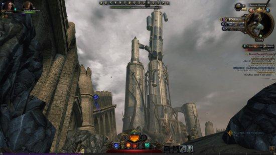 Переломный момент в жизни башни.