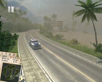 На острове Тропико следят за порядком :)