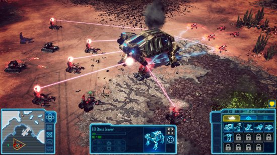 Command & Conquer 4: Tiberian Twilight – обзор игры