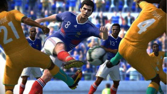 Pro Evolution Soccer 2011 - видеообзор игры