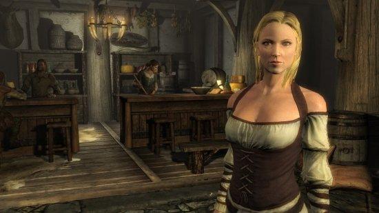 В нордской таверне вам могут предложить: алкоголиков, красавиц, бардов и драки.