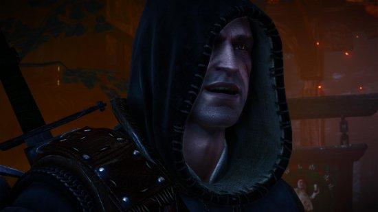 Иной раз Ведьмак очень похож на какого-нибудь ситха.