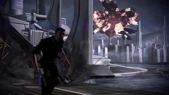 Mass Effect 3 порой чрезмерно заскриптована, но такой подход все равно послужил игре на пользу.