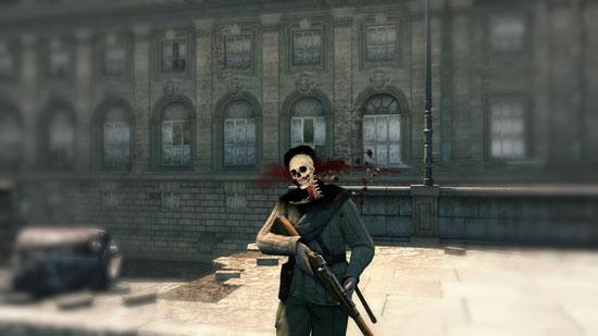 Детской Sniper Elite V2 точно не назовешь.